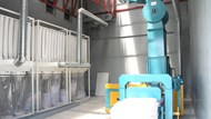 Clippings Suction and Dust Filter Systems